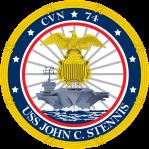 USS_John_Stennis_CVN-74_Crest